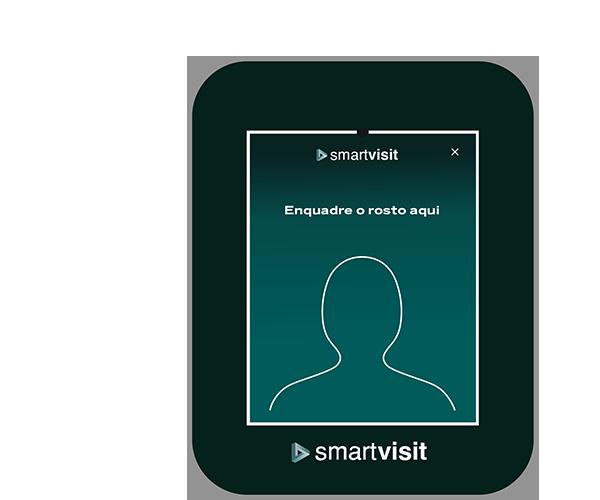 Smartvisit recepção digital para industria